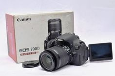 Jual Kamera DSLR 2nd – Canon EOS 700D: Kamera DSLR 2nd - Canon EOS 700D Harga : Rp. 5.350.000,- (Ready Stok)