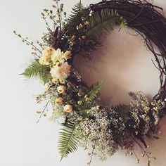 Foxflove Studio Wreath