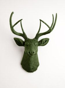 Faux Taxidermy in Decorative Arts - Etsy Art - Page 4