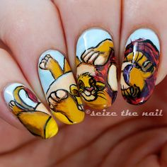 The (Lion) King of Nails.