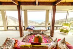"""Sublime Malibu Hideaway Price: $95 per night  The Best Part: """"Guests have access to the fruit grown on the property and use of the beautiful three acres of gardens."""""""