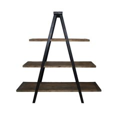 Mecca bookcase by Rustique  available at Smitty's Furniture