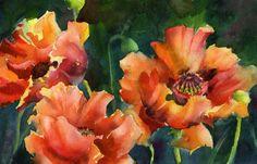 Sharon Lynn Williams' Art Blog: Watercolour Demonstration continued