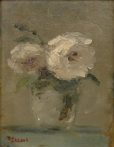 ❀ Blooming Brushwork ❀ garden and still life flower paintings -   Dietz Edzard