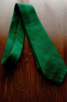 A Sam (and David) Hober Tie Appreciation Thread, Rough Silk Tie