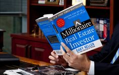 """Based on extensive research and interviews with more than 120 millionaire real estate investors, Gary Keller's """"how-to"""" guide reveals the models, strategies and fundamental truths millionaires use to become wealthy through real estate. But the New York Times bestseller isn't just about real estate. It also takes a hard look at the money myths that hold some people back from financial freedom, and the money truths that let others soar."""