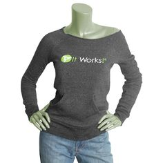 Perfect for a nice fall day! Ladies It Works! Black Maniac Sweatshirt $38 Trying some creations from another wonderful page please give us your feedback! Thank you!