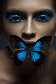 stephanie winger retouch on Behance https://www.behance.net/gallery/22372385/Butterfly-effect?utm_content=buffer4fb4d&utm_medium=social&utm_source=pinterest.com&utm_campaign=buffer #Fashion #Photography