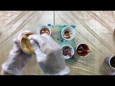 ( 281 ) Best ever 4 cup flip rusty colours - YouTube
