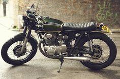 Untitled Honda CB350