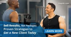 Want to know how to sell personal training services? Here are 5 steps to selling personal training sessions, to get more clients, and earn more as a trainer