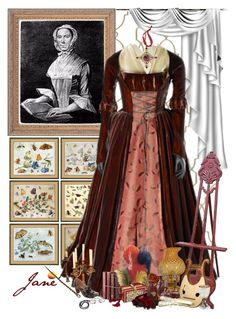 """Jane Rolfe"" by sh0shan ❤ liked on Polyvore featuring Cole & Son, Emilia Wickstead, Soicher Marin, Chelsea Crew, EASEL and The Vatican Library Collection"