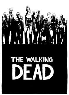 Charlie Adlard - The Walking Dead
