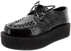 T.U.K. Creeper LEATHER MONDO SOLE VIVA CREEPER V6802 - http://on-line-kaufen.de/t-u-k/t-u-k-creeper-leather-mondo-sole-viva-creeper-v6802