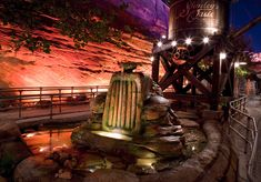 Stanley's Oasis at Cars Land at Disney California Adventure Park