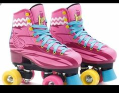 Los patines de yo soy luna