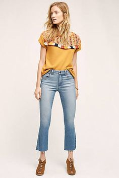 8ea63eaadaa60 Paige Colette High-Rise Crop Jeans Fall Fashion Staples