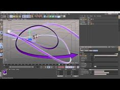 Cinema 4D - Creating Arrows Growth Animation Tutorial (Bahasa Malaysia) - YouTube