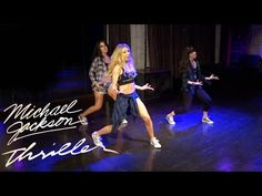 Get yourself ready for Halloween with this step-by-step 'Thriller' dance tutorial | LMJ Magazine
