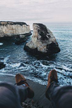 captvinvanity:   Kyle Sipple|Shark Fin Cove