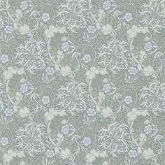 William Morris Morris Seaweed Tapet