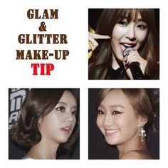 Glitter Makeup Tip That is Perfect for the End of the Year