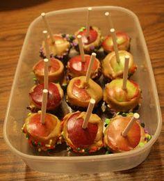 minature apples