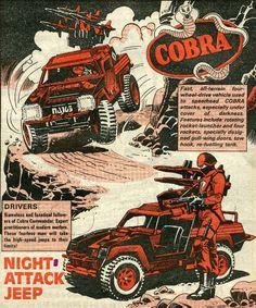 Cobra Stinger