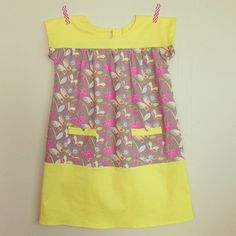 Super cute dress by @Jenny Yarbrough featuring the Doodles #fabric collection http://www.joann.com/search/_doodles/fabric