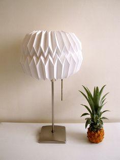 Lampe Origami Abat-jour papier abat-jour Origami by TigreEtPapier