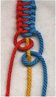 TRICO y CROCHET-madona-mía: Técnicas de tejidos de Crochet