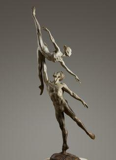 Cirque du Soleil | Richard MacDonald 1946 ~ American Figurative sculptor