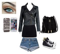 """""""Untitled #14"""" by rissy2004 on Polyvore featuring Converse, Vince Camuto, JFR and Juvia"""