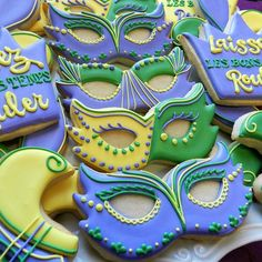 Image result for how to make a mardi gras mask cookie cutter