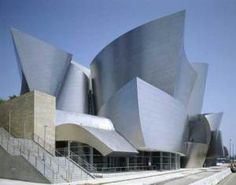Disney Symphony Hall, Los Angeles- Frank Gehry