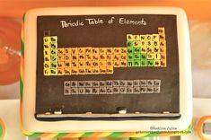 {science party} FOOD and DESSERT ideas - Creative Juice