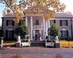 On March 19, 1957, Elvis placed a downpayment on Graceland Mansion in Memphis, Tennessee. See if you can answer these trivia questions about his palatial home.