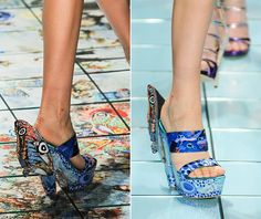 15 Unique Fashion Accessories from NYFW Spring 2015: Lie Sang Bong Shoes  #accessories #shoes