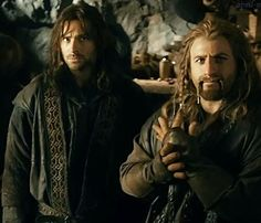 The awful moment in BOTFA when these two die and you relize there's nothing you can do to help them..... :'(