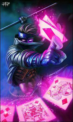 Xmen Gambit