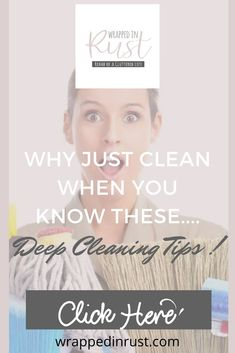28 Deep cleaning tips every clean freak needs. You may be a clean freak, but you don't have to spend your whole life cleaning! Clean more in less time with 28 deep cleaning tips! #wrappedinrustblog #deepcleaningtips Cleaning Blinds, Oven Cleaning, Deep Cleaning Tips, Kitchen Cleaning, Bathroom Cleaning Checklist, Cleaning Bathroom Tiles, Clean Refrigerator, Clean Dishwasher, Dawn Dishwashing Liquid