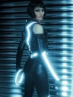 Quorra (from Tron Legacy) #costume #cosplay