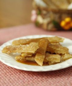 The Most Incredible Apple Pie Fries Recipe (With Video) | TipBuzz