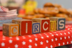 A Vintage Circus First Birthday Party - Oh Lovely Day
