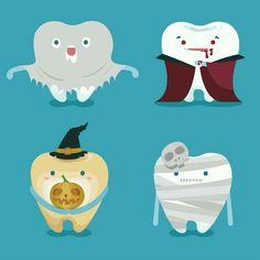 Dental hallowen