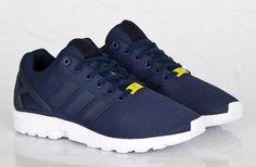 "adidas ZX Flux ""New Navy"" - EU Kicks: Sneaker Magazine"
