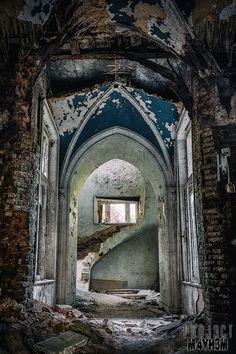 Castle Miranda aka Château Noisy by proj3ctm4yh3m on Flickr.