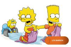 Travesuras como solo Los Simpson menores saben hacer.  Los Simpson - Nueva temporada, en marzo   #LosSimpsonEnFOX #MeGustaFOX   www.canalfox.com/lossimpson