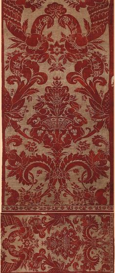 Italian Textiles - TextileAsArt.com, Fine Antique Textiles and Antique Textile Information