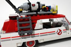 LEGO Ghostbusters Ecto-1 & 2 (75828) http://www.flickr.com/photos/tormentalous/28043945751/
